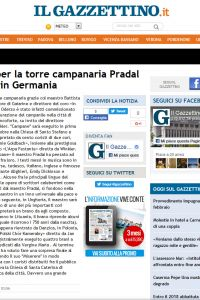 Pradal invitato in Germania